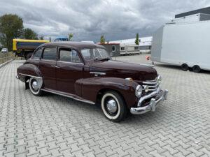 Opel Kapitän 1953