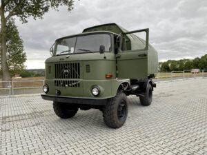 W50 4x4 LAK2 Expeditionsmobil auf 7,49 t abgelastet