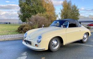 Speedstar Porsche Replika 356 beige