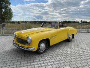 Wartburg 313 BJ 1958